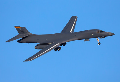 United States Air Force B-1B - 86-0118 - LSV