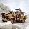 Land Rover Military 125
