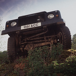 Land Rover Military 117