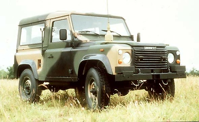 Land Rover Military 128