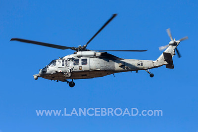 United States Navy MH-60S - 167833 - YAMB