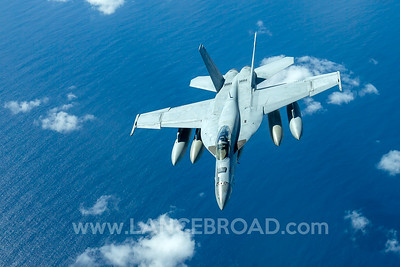 United States Navy FA-18E - 168362 -