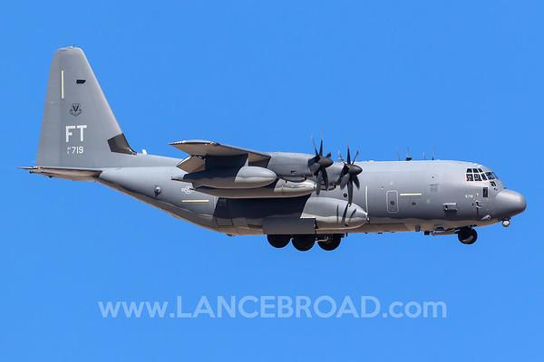 United States Air Force HC-130J - 11-5719 - LSV