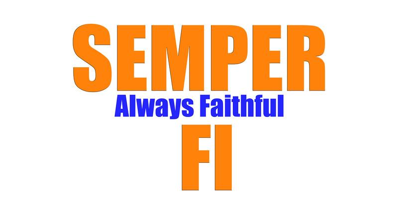 Semper Fi #5