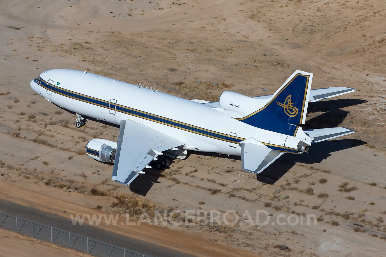 Al Anwa Aviation L-1011 TriStar - HZ-AB1 - VCV