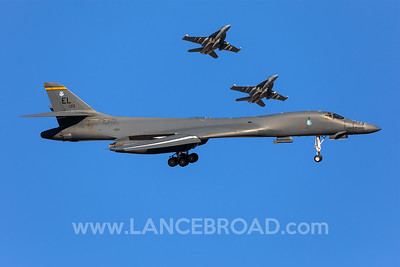United States Air Force B-1B - 86-0113 - LSV