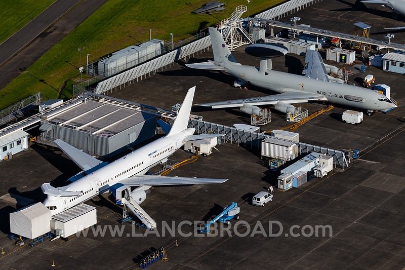 Boeing 757-200 - N757A - PAE