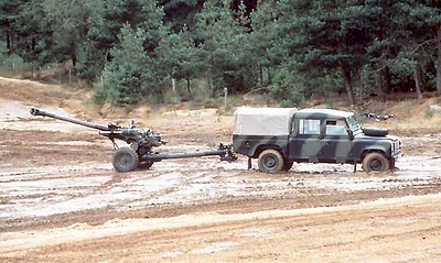 Land Rover Military 118