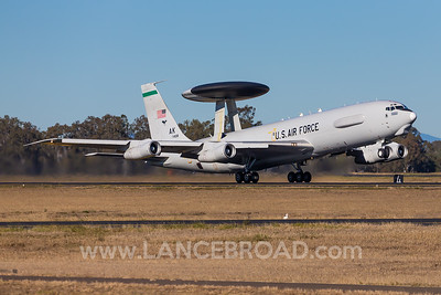 United States Air Force E-3B - 71-1408 - YAMB