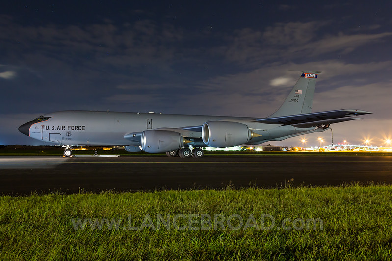United States Air Force KC-135R - 59-1500 - BNE