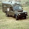 Land Rover Military 102