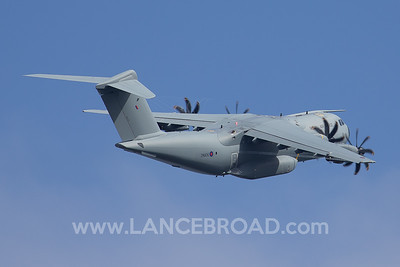 Royal Air Force A-400M - ZZ406 - SYD
