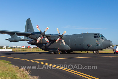 Royal Canadian Air Force KCC-130T - 130341 - BNE