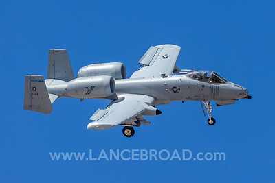 United States Air Force A-10 - 78-0624 - LSV
