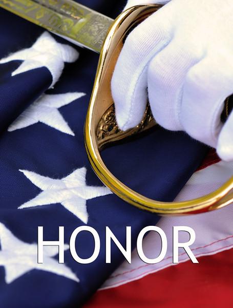 Honor of a Marine