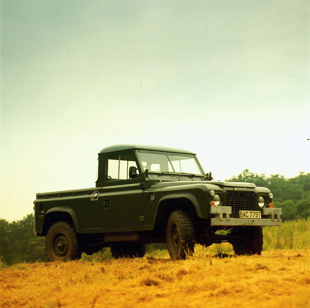Land Rover Military 002