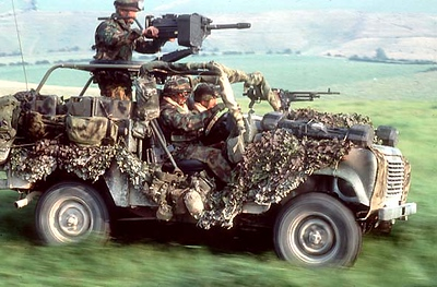 Land Rover Military 120