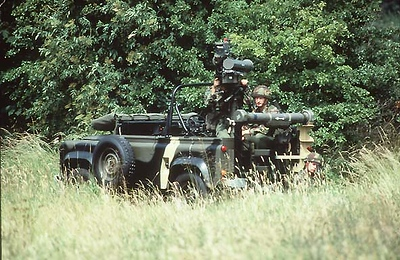 Land Rover Military 108