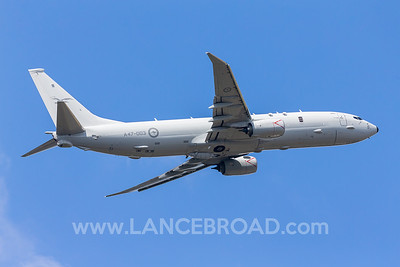 Royal Australian Air Force P-8 - A47-003 - YAMB
