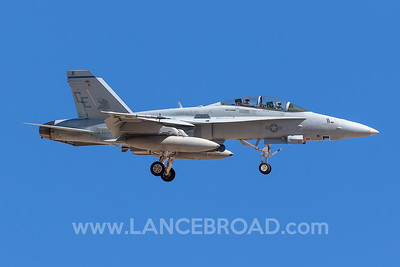 United States Marines FA-18D - 164577 - LSV