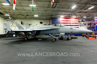 United States Navy F/A-18E - 168464 -