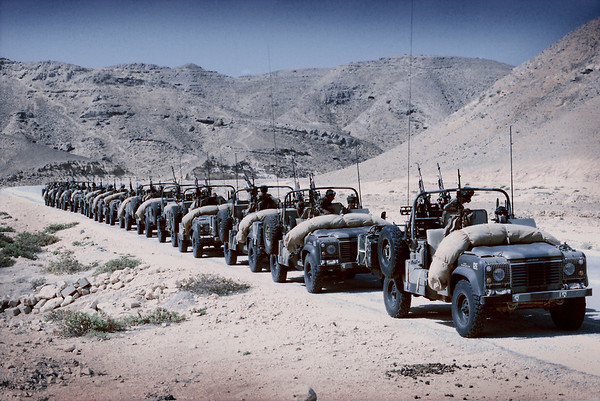 Land Rover Military 133