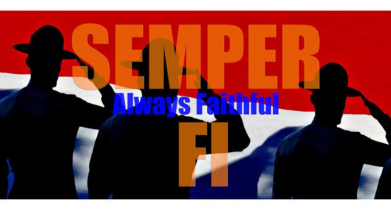 Semper Fi #3