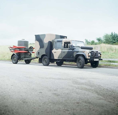 Land Rover Military 129