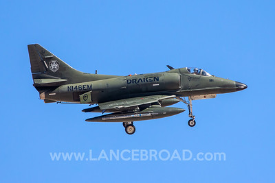 Draken International  TA-4K - N146EM - LSV