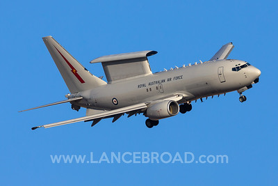 Royal Australian Air Force E-7A - A30-001 - LSV
