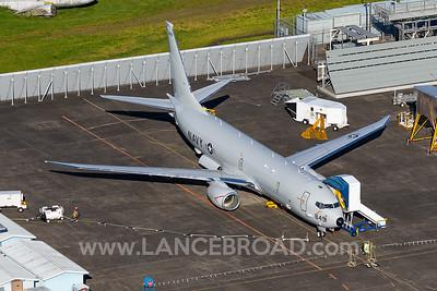 US Navy P-8 - 168849 - BFI