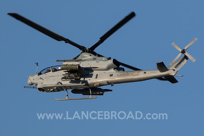 US Marines AH-1Z - 169254 - LSV