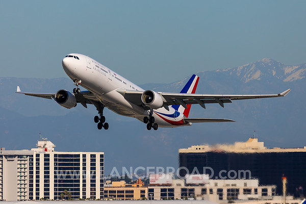 French Air Force A330-200 - F-RARF - LAX