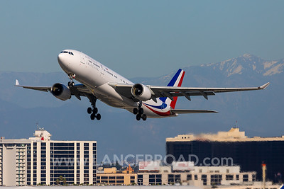 French Air Force A330-200 - F-RARF - LAX