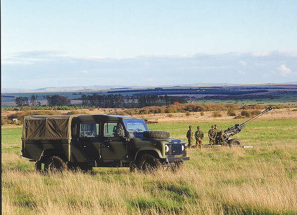 Land Rover Military 062