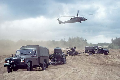 Land Rover Military 130