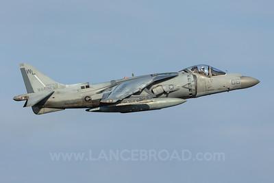 United States Marine Corps AV-8B Harrier II - 165579 - YAMB