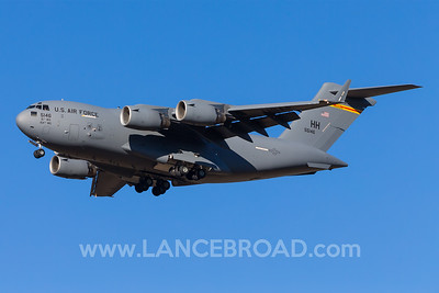 United States Air Force C-17A - 05-5146 - YAMB