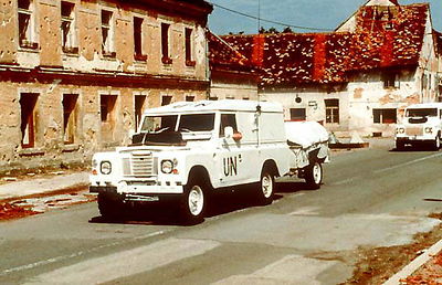 Land Rover Military 092