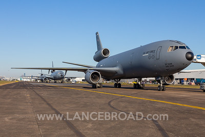 United States Air Force KC-10A - 86-0037 - BNE