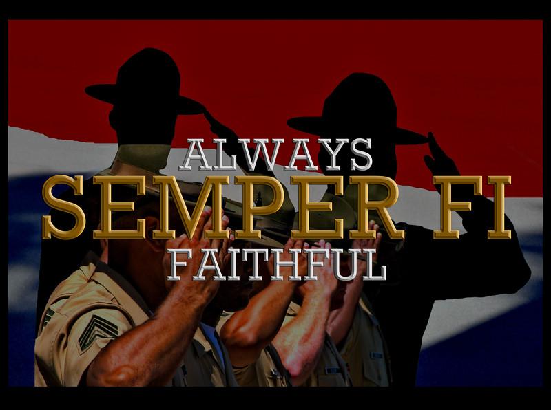 Semper Fi #4