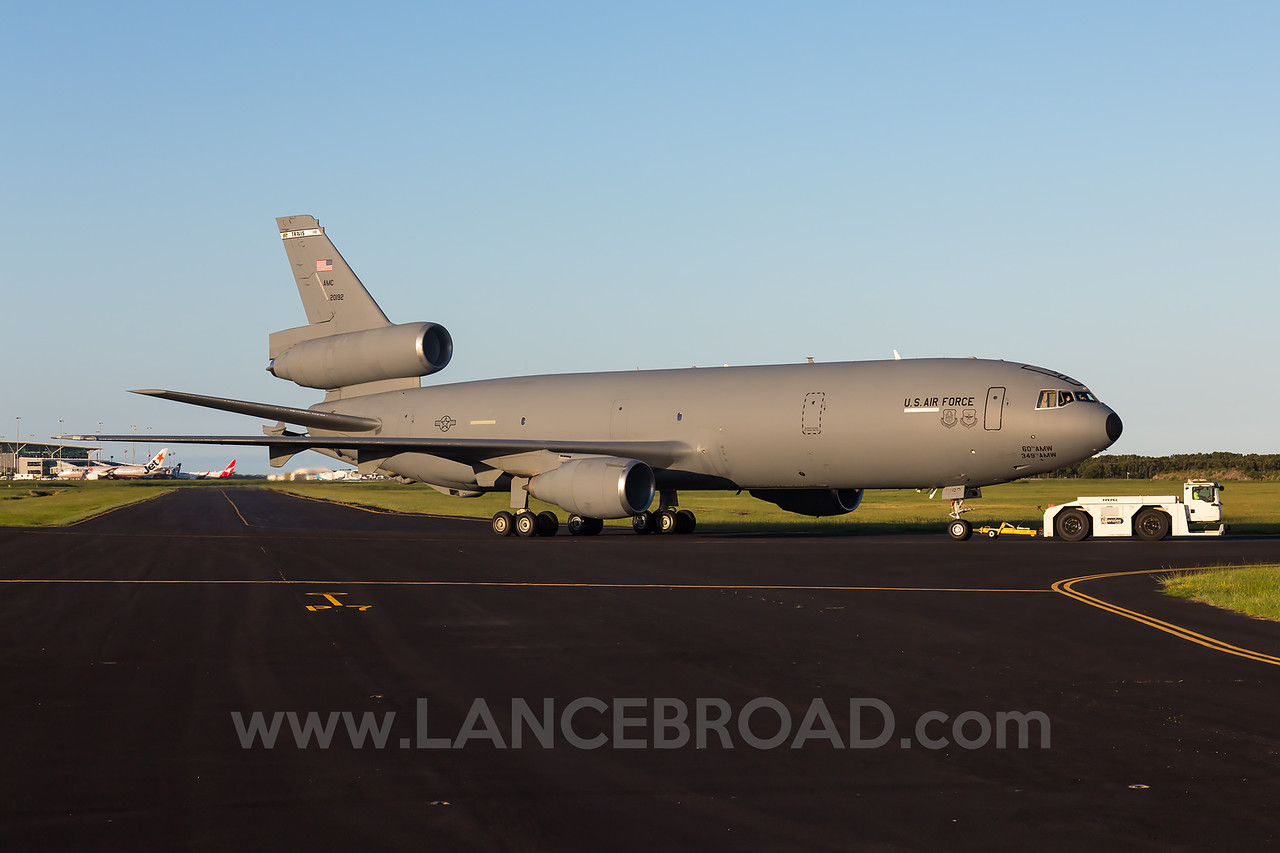 United States Air Force KC-10A Extender - 82-0192 - BNE