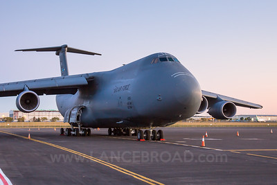 United States Air Force C-5M Super Galaxy - 84-0061 - BNE