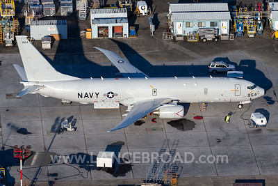 United States Navy P-8A - 167954 - BFI