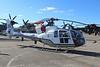 XZ934 Westland / Aerospatiale Gazelle HT3 @ RNAS Culdrose 30.07.15