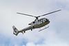 XZ934 Westland / Aerospatiale Gazelle HT3 @ RNAS Culdrose 29.07.15