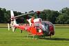 ZB627 / A Westland / Aerospatiale Gazelle HT3 @ RAF Cosford 19.06.16