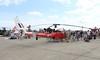 ZB627 / A Westland / Aerospatiale Gazelle HT3 @ RNAS Yeovilton 11.07.15