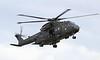 ZJ121 / E Agusta Westland EH101 Merlin HC3 @ RNAS Yeovilton 11.07.15