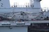 ZH850 AgustaWestland EH101 Merlin HM2 - On the flight deck of HMS Ocean 21.09.15